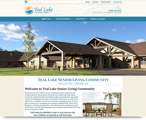 Teal Lake Senior Living Community